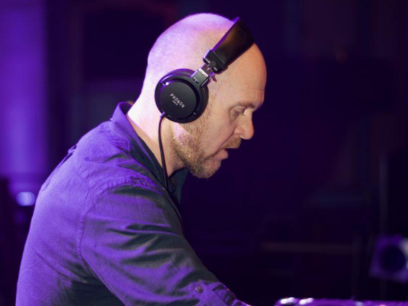 Martin Iveson (Atjazz / Atjazz Record Company)