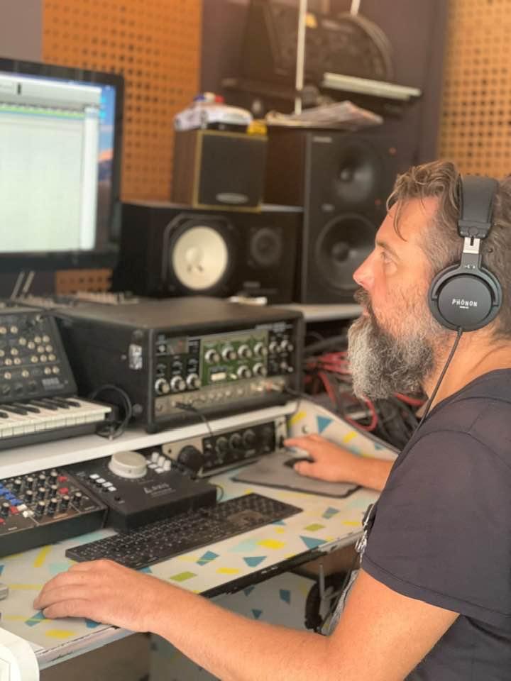 Reinhard Vanbergen (Rheinzand, music for dreams)